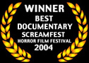 screfest best docuemntary award